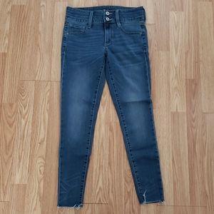 Arizona Jeans Medium Wash Skinny Jeans